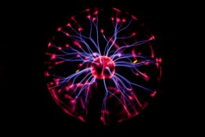 Plasma ball stock 2 by The-Travellers-Tale