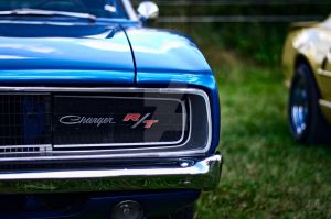 Dodge Charger RT by pfannkuchengesicht