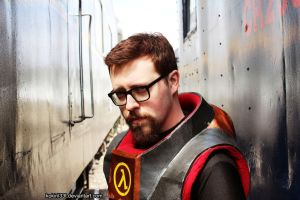 Gordonfreeman1 by kokiril33t