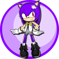 [Redesign] Erin the Hedgehog by Baitong9194