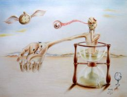 Futility: Hunger, Thirst and Decay in Time by S-A--K-I