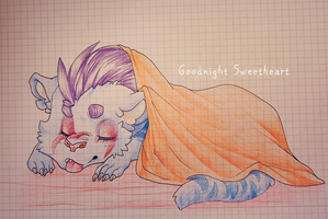 WOW - Goodnight Sweetheart by schl4fmuetze