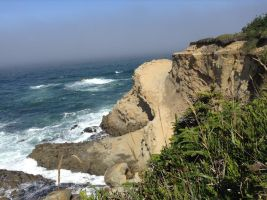 Cliffs by moonblade138