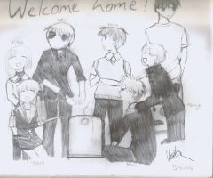 Welcome Home by fatchy131