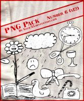 PNG Pack 6 by Salic33