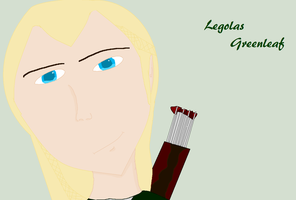 Legolas Greenleaf by lollimewirepirate