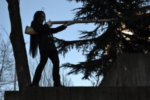 The Huntress - Rip van winkle by Roxxi980