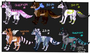 Adoptables 0.3 by Zhiira