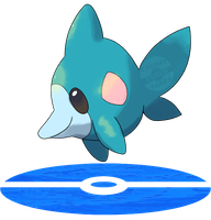 ??? Dolfish by Pand-ASS