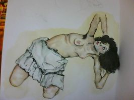 schiele.1 by cainess