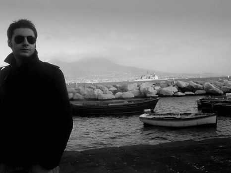 Afternoon in Naples by Judith2012