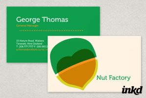 Nut Producer Business by inkddesign