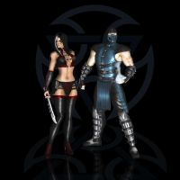 Mortal kombat Mythologies Team by SrATiToO