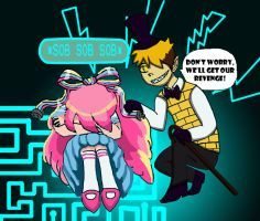 Giffany Meets Bill by deathbytacos