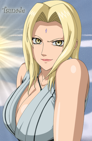 Les persos les plus sexys ! Sexy_Tsunade_from_Naruto_by_KaenDD