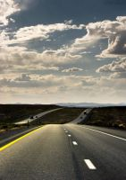 Open Road by chrissmart