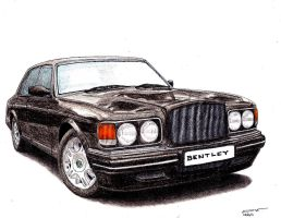 1130 - 1997 Bentley Brooklands by TwistedMethodDan