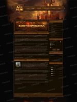Cataclysm - Uniquestyle Theme for FusionCMS v6 by LoomarEvO