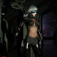Synn-House Belladonna Assassin by ILJackson