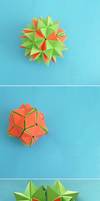 Origami Revealed Flower by OrigamiPieces