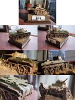 BT-7(model 1937) German Army Captured Tank by Patoriotto