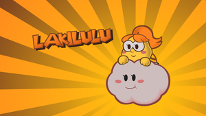 Lakilulu Wallpaper by Doctor-G