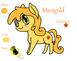 Marigold Adopt FREE CLOSED by AskCrystalAndNeon