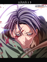 rivaille levi by sAmA15