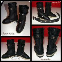 Handmade Boots for SD BJD by AnastasiasArts