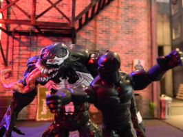 WHAT DID THE VIBRANIUM-LACED KNUCKLES, SAY... by Ogun-Ryu