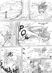 College Chaos Page 2 by RageVX