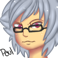 Paul by AshleyShiotome