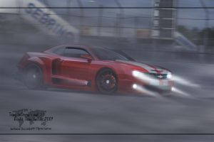 Camaro SS-World Team Battle 09 by chopperkid44