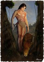 Tarzan by ted1air