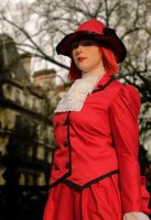 AN2012: Madame Red Cosplay by Lizeth