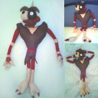 Kloggers Plushie by Pyreo