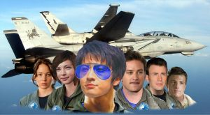 Top Gun 2 - Project Check-6 (Live-Action) by BlueWolfRanger95
