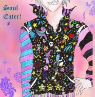 Soul eater jacket by Beuxy