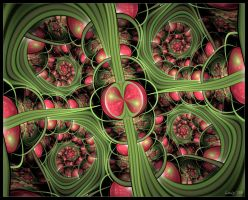 vegetable swirls by Loony-Lucy