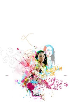 Megan Fox by thedesignchamber