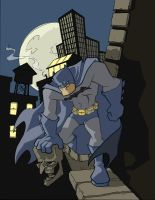 Batmang by Terryv83