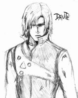 dante devil may cry 2 by TONI-redgrave