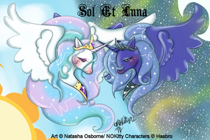 Sol Et Luna by missnokitty