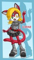 Gift : Cirine for CiNnAmOn by gen8