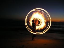 Fire Dancing Peurto Vallarta by fireguy