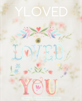 Yloved - .Pngs by coral-m