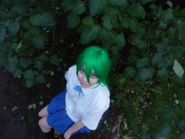Happy days - Higurashi - Shion - Cosplay by ViikateFretti