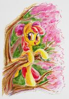 Applebloom by Maytee