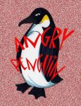 Angry Penguin by StariaChiba