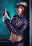 Commodore Shepard by Mikesw1234